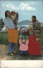 ind000546 - Indian, Indians Postcard Postcards