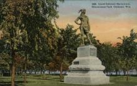 Menomonie Park Oshkosh, Wis, USA