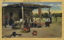 ind000571 - Pima indians, Arizona,USA Indian, Indians Postcard Postcards