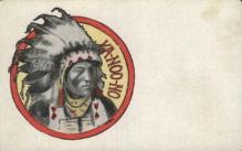 ind000573 - Ka-Noo-No Indian, Indians Postcard Postcards