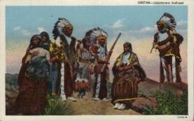 Oklahoma Indians, USA
