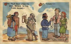 ind000577 - Travelcard Indian, Indians Postcard Postcards