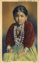 ind200084 - Silversmith's Daughter Indian Postcard Post Cards