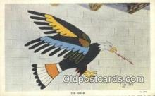 ind200154 - The Eagle Indian Postcard, Post Card