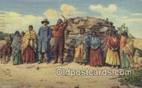 ind200165 - Navajo Indians Indian Postcard, Post Card