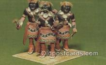 ind200197 - Hopi Snake Dance Group Indian Postcard, Post Card
