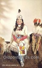 ind200248 - Miss Indian America Indian Postcard, Post Card