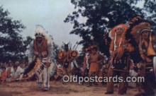 ind200345 - Shinnecock Indians Indian Postcard, Post Card