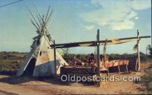 ind200347 - Shinnecock Indians Indian Postcard, Post Card