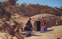 ind200361 - Navajo Family  Indian Postcard, Post Card