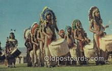 ind200363 - Lead Drummers, St John Drum & Bugle Corps Indian Postcard, Post Card
