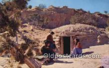 ind200377 - Navajo Family  Indian Postcard, Post Card