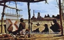 ind200395 - Navajo Indians Indian Postcard, Post Card