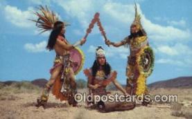 ind200430 - Aztex Danvers Indian Postcard, Post Card