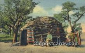 ind200437 - Navajo Indians Indian Postcard, Post Card