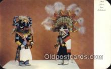 ind200443 - Kachina Dolls Indian Postcard, Post Card