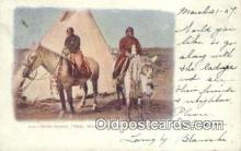 ind200447 - Indian Squaws Indian Postcard, Post Card