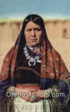 ind200456 - Tsytasta Bowekatee Indian Postcard, Post Card