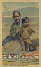 Proud Navajo Mother