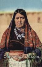ind200481 - Tsytasta Bowekatee Indian Postcard, Post Card