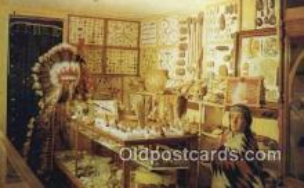 ind200522 - Cherokee Bill Indian Postcard, Post Card