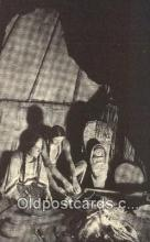Interior of the Tipi, Plains Indians