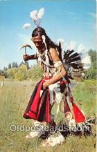 ind200552 - Crow Dog, Sioux Medicine Man Photo by Dana C Jennings Postcard Post Cards