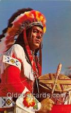 ind200626 - Famous Chief Color by APA Postcard Post Cards