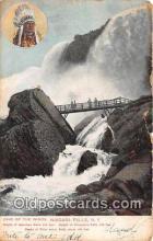 ind200647 - Caveof the Winds Niagara Falls, NY, USA Postcard Post Cards