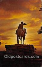 ind200650 - Indian Scout Kansas City, MO, USA Postcard Post Cards