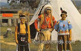 ind200698 - Seneca Indians  Postcard Post Cards
