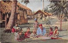 ind200709 - Seminole Indian Village Florida, USA Postcard Post Cards
