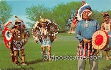 ind200730 - Sioux Indian Festival South Dakota, USA Postcard Post Cards