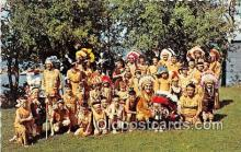 ind200756 - Ojibwa Indians Ontario Canada Postcard Post Cards
