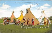 ind200765 - Yakima Indians  Postcard Post Cards