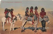 ind200798 - Dress Parade Pueblo Indians Postcard Post Cards