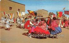 ind200835 - Danzas Tipicas De Altiplano Bolivian, Typical Dances of the Bolivian Plateau  Postcard Post Cards