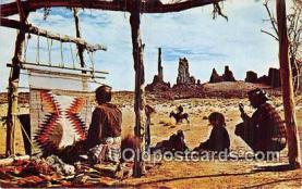 ind200838 - Navajo Indians Arizona, Utah, USA Postcard Post Cards