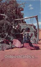 Navajo Hair Dresser