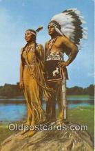 ind300014 - Caughnawaga Indian Reserve Canada Postcard Post Cards