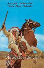 ind300022 - Fort Cody Trading Post North Platte, Nebraska, USA Postcard Post Cards