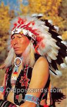 Indian in Full Dreess