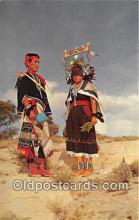 ind300035 - Hopi Dancers Pueblo Indians Postcard Post Cards