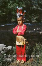 Little Carl, Cherokee Indians