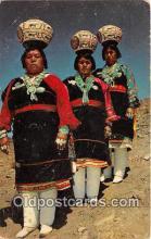 ind300081 - Zuni Olla Bearers  Postcard Post Cards