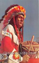 ind300111 - Famous Chief Color by APA Postcard Post Cards