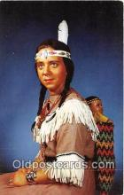 Princess Polly, Old Crow Indian Reservation Band
