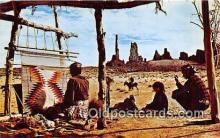 ind300186 - Navajo Indians Arizona, Utah, USA Postcard Post Cards