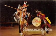 ind300207 - Shield Dance, Stand Rock Indian Ceremonial Wisconsin Dells, Wis, USA Postcard Post Cards