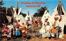 ind300215 - Indian Villages North Platte, Nebraska, USA Postcard Post Cards